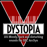 Dystopia for ArcSyn by Richard DeHove